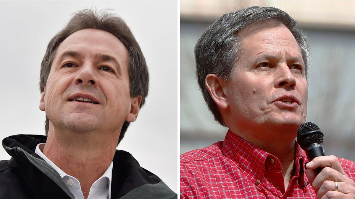 Bullock and Daines