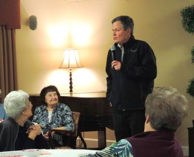 Daines at Touchmark