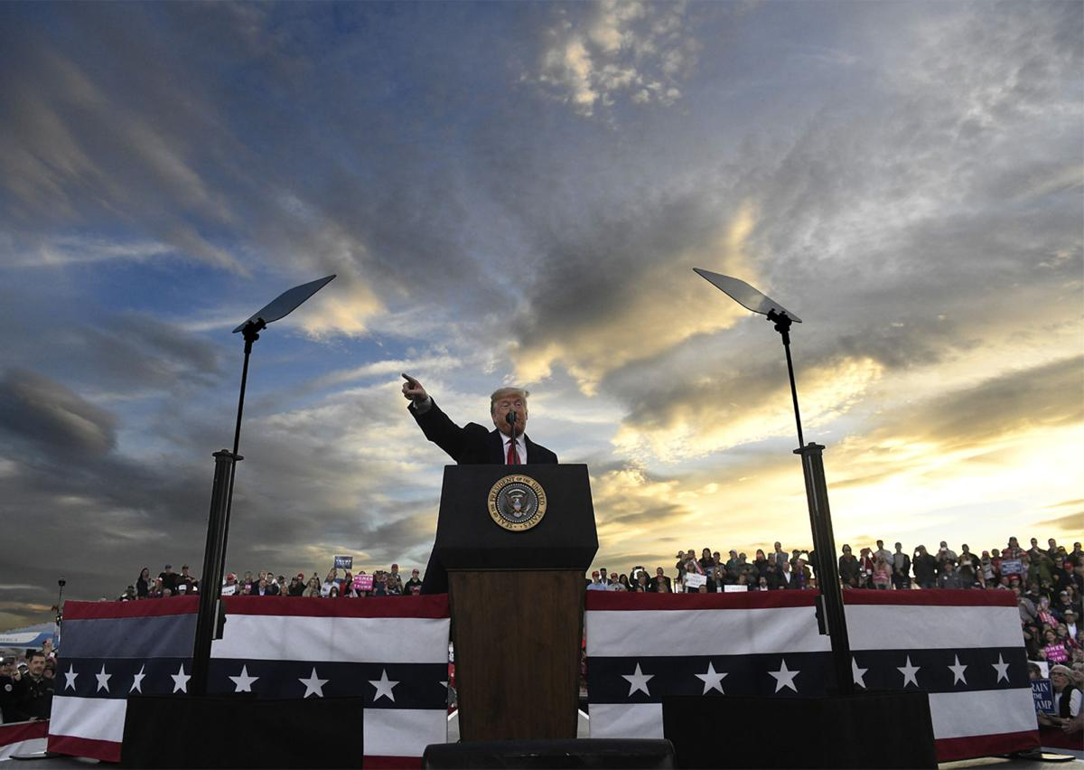Trump in Missoula