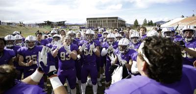 Carroll Football versus College of Idaho 2021