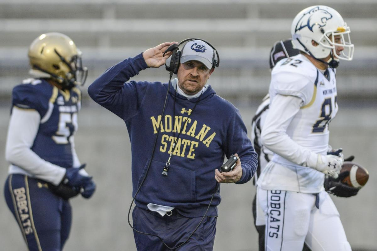 Montana State Football Sonny Holland Scrimmage (copy)
