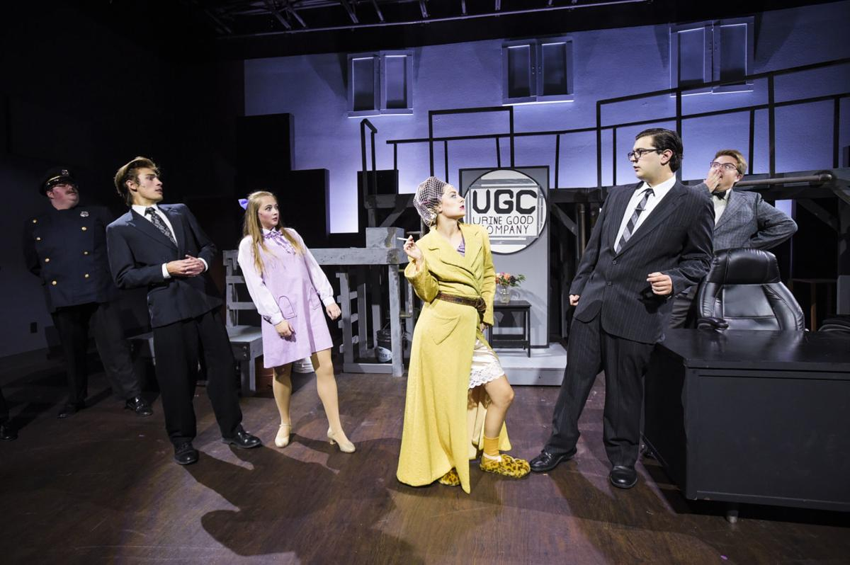Carroll College Theatre presents Urinetown