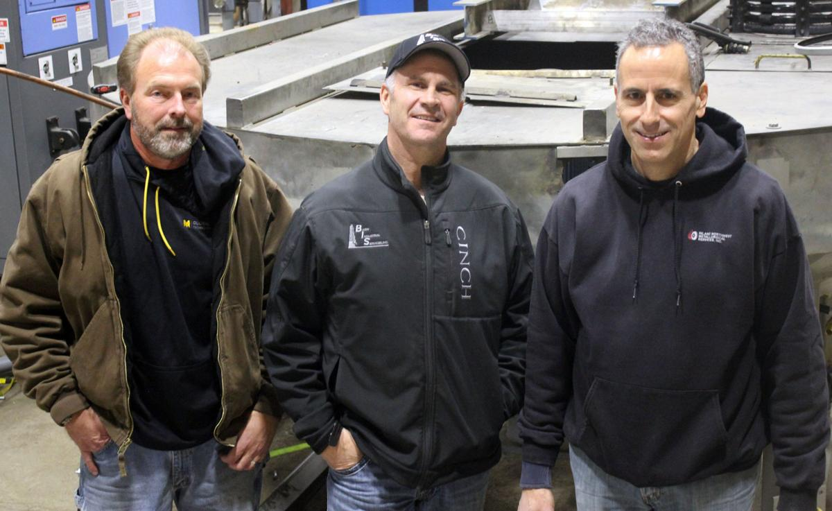 Vaughn Boyman, Rick and Dan Tabish