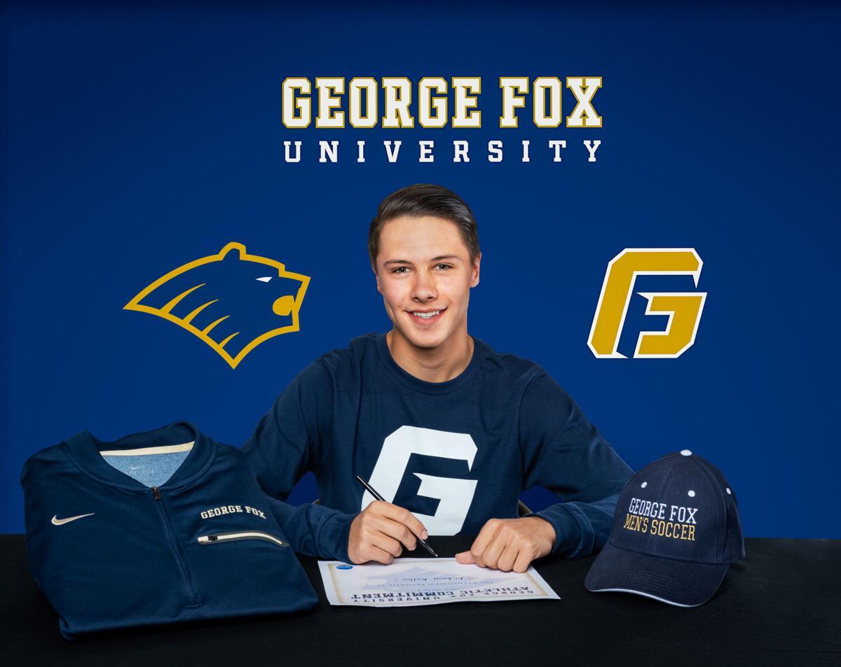 Keller commits to George Fox University