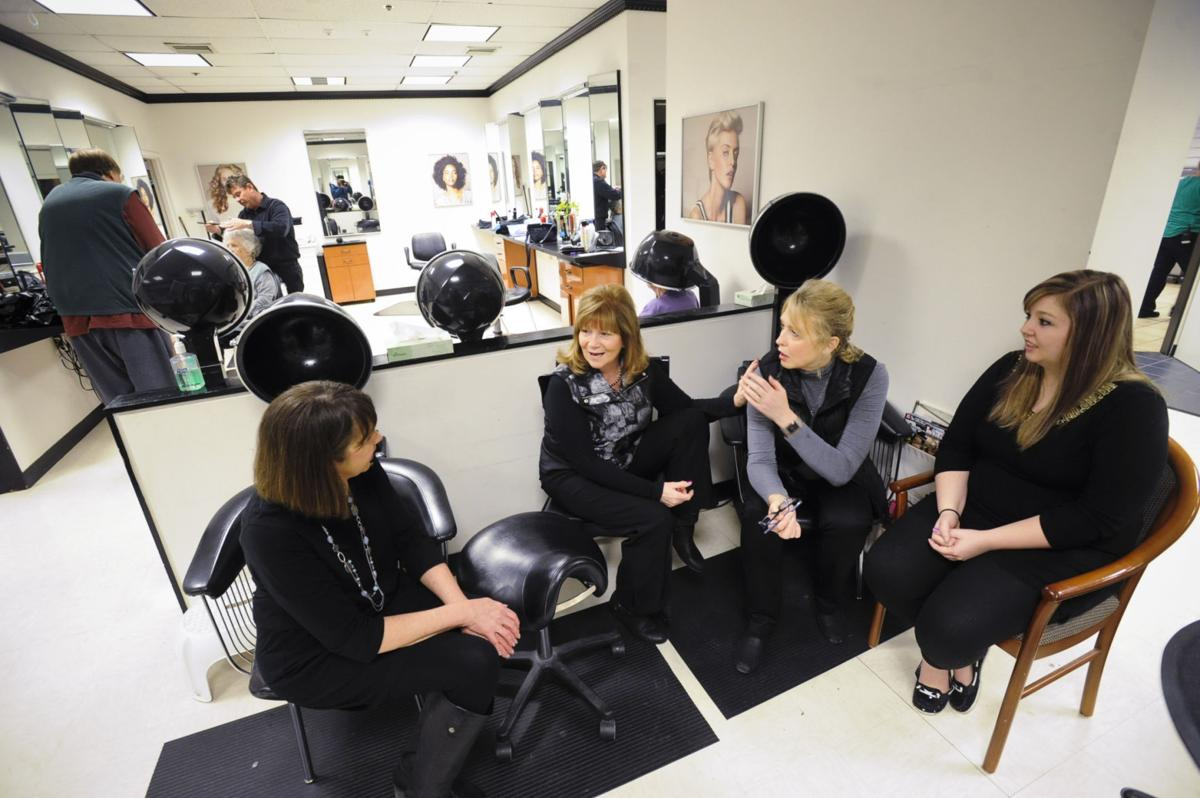 J c penney salon shuts down ahead of department store 39 s for A j salon chicago