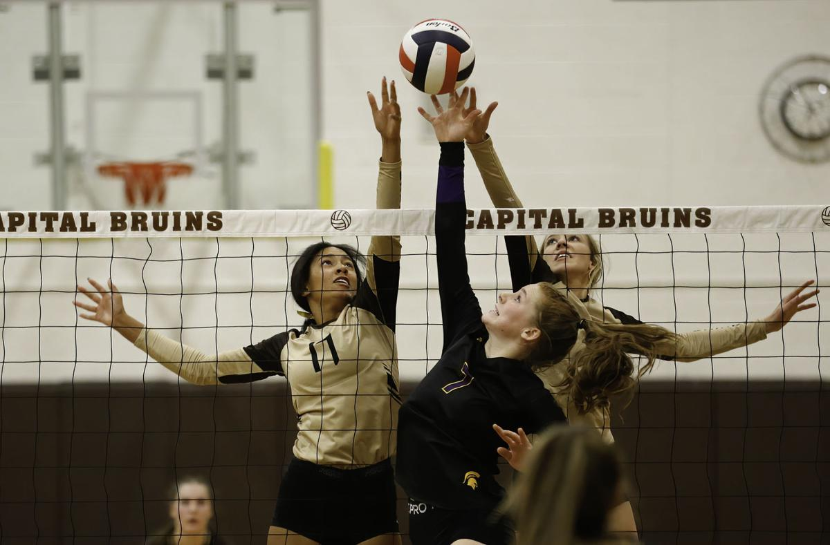 Capital volleyball