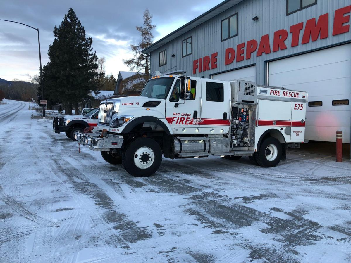Red Lodge Fire Rescue sends crews to California