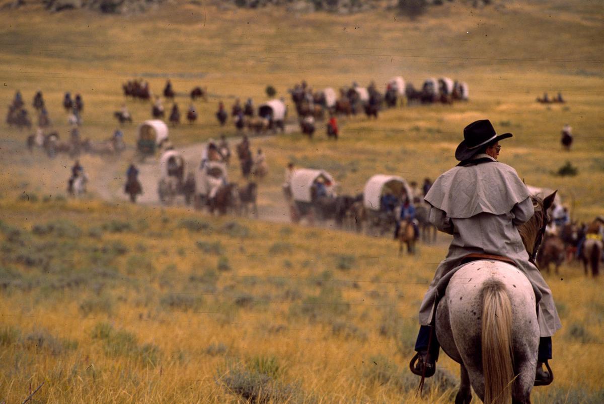 Great Montana Centennial Cattle Drive