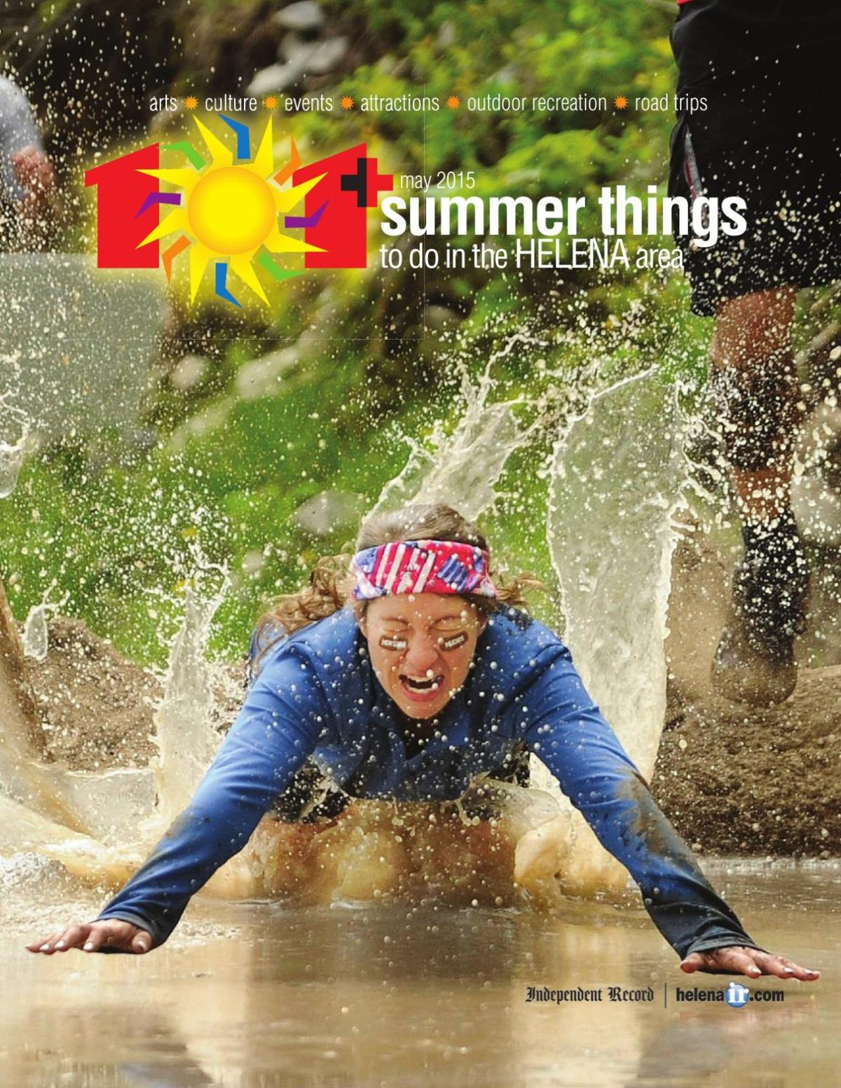 101 summer things to do in Helena 2015
