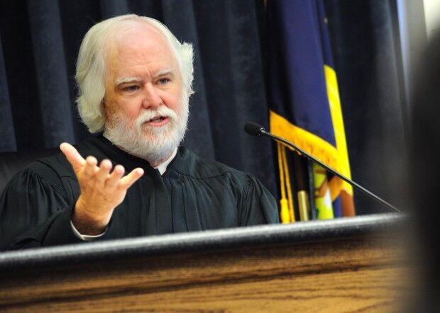 District Judge James Reynolds