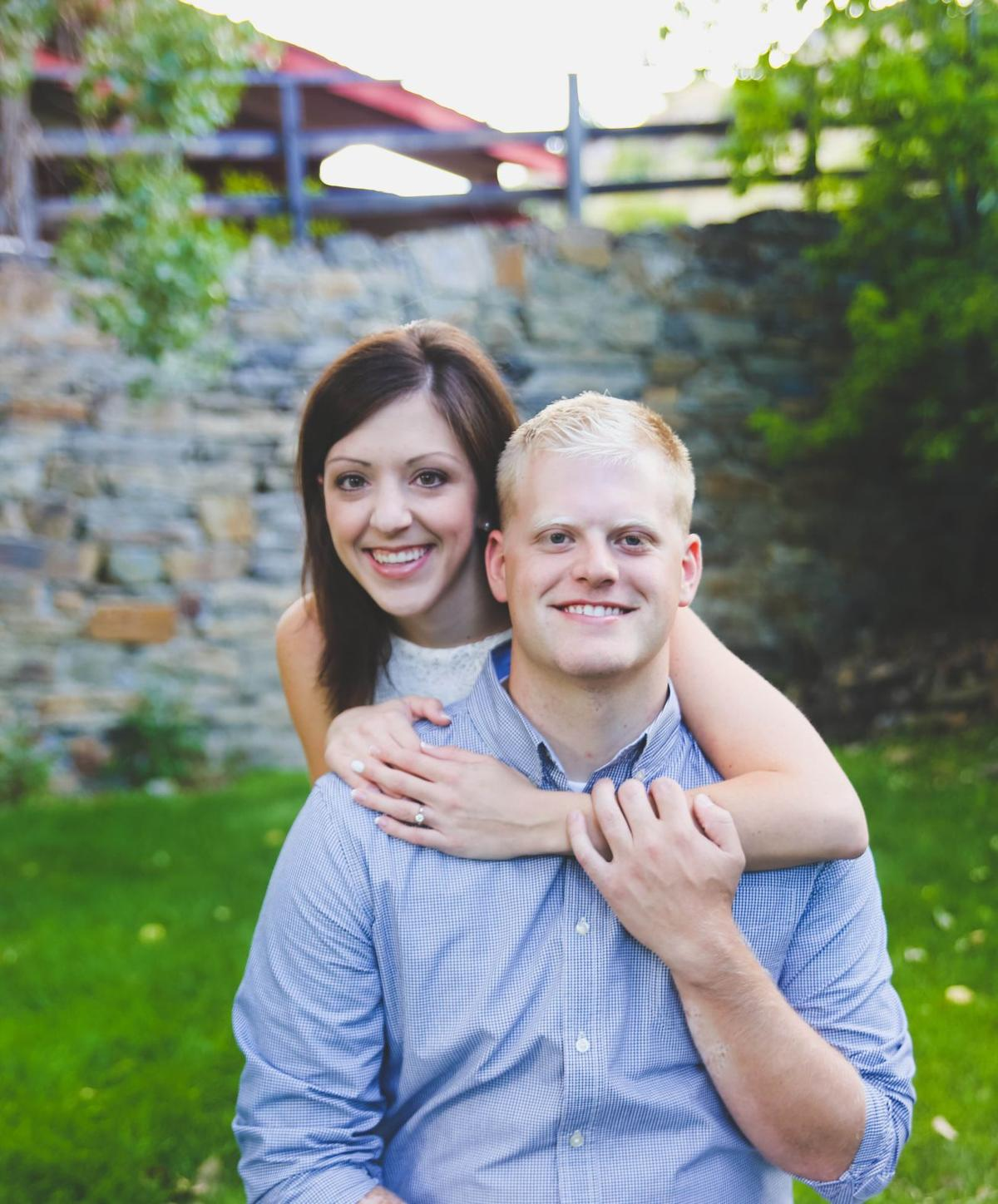 Gauthier and Campbell Engagement