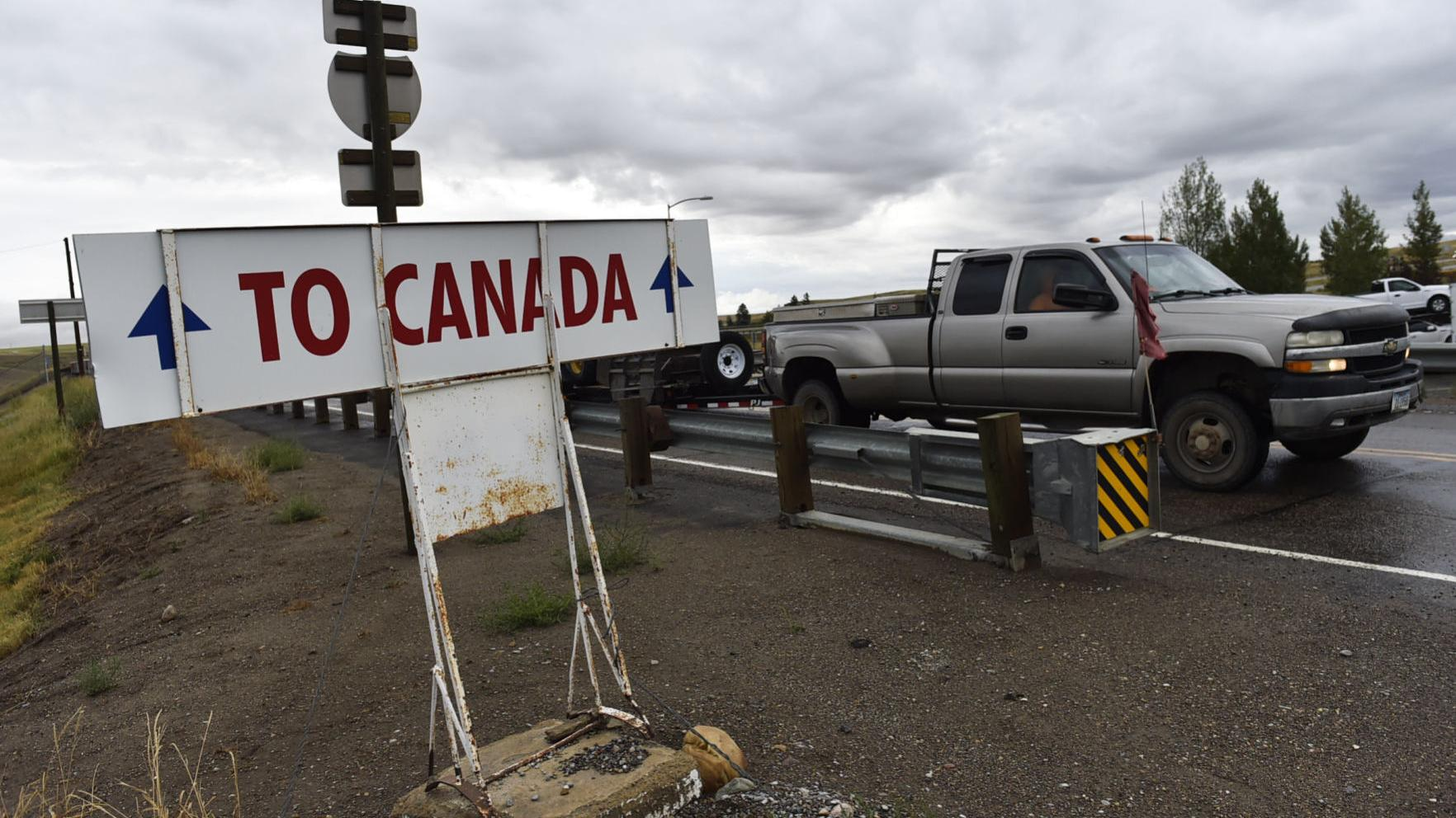 Montana officials frustrated with continued limits on travel from Canada