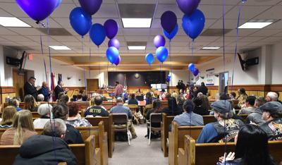 Drug court balloons