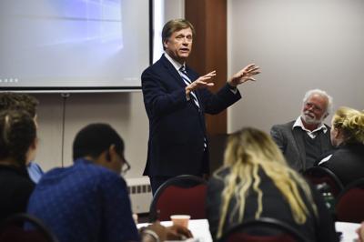 Former Ambassador to Russia, Michael McFaul,
