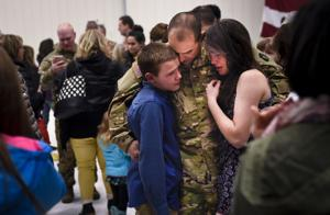 Montana soldiers ready to deploy to Southwest Asia