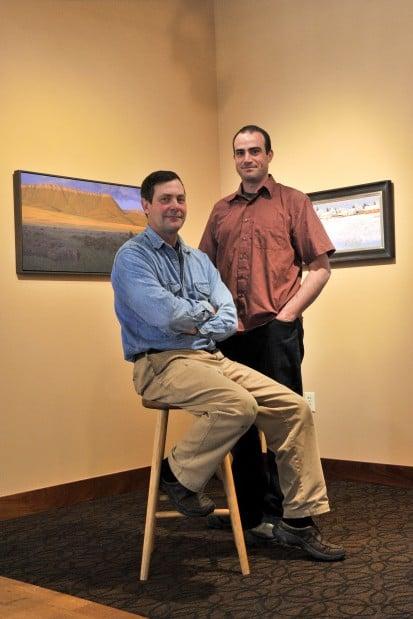 Josh Elliott and Dale Livezey