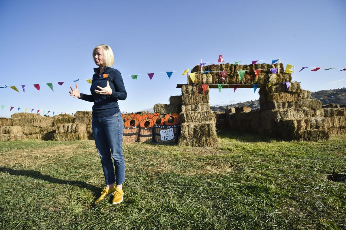 Bekka Cantrell of Sussex Construction talks about working with Queen City Football Club in building a hay maze