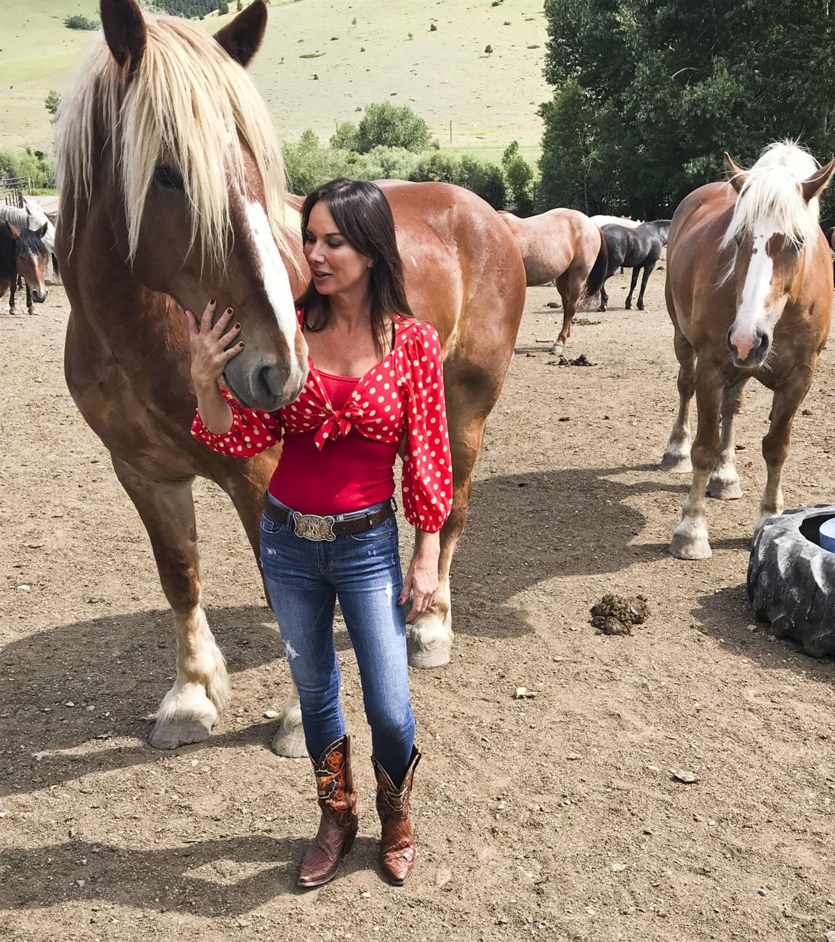 Debbe Dunning's Dude Ranch Round-up