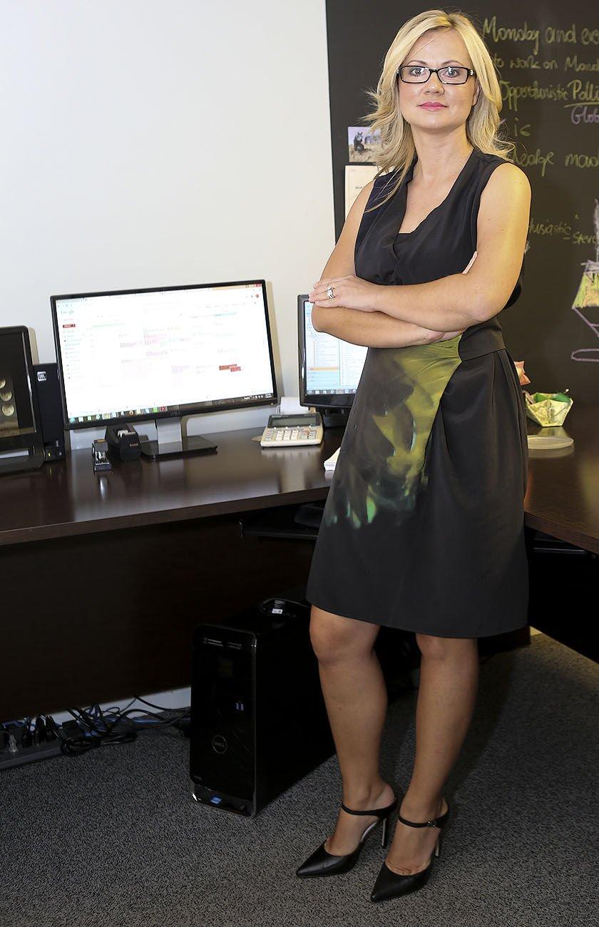 Anna Kazmierowski