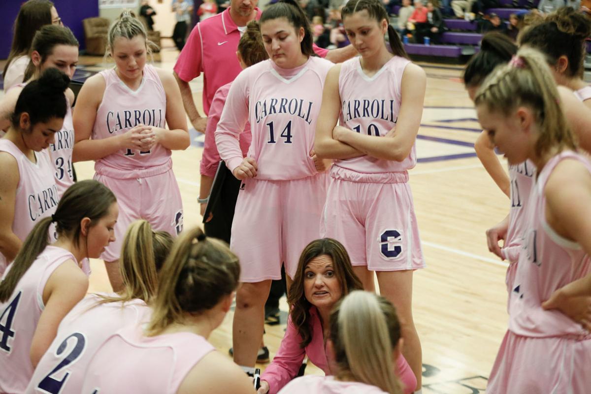 Carroll College women's basketball