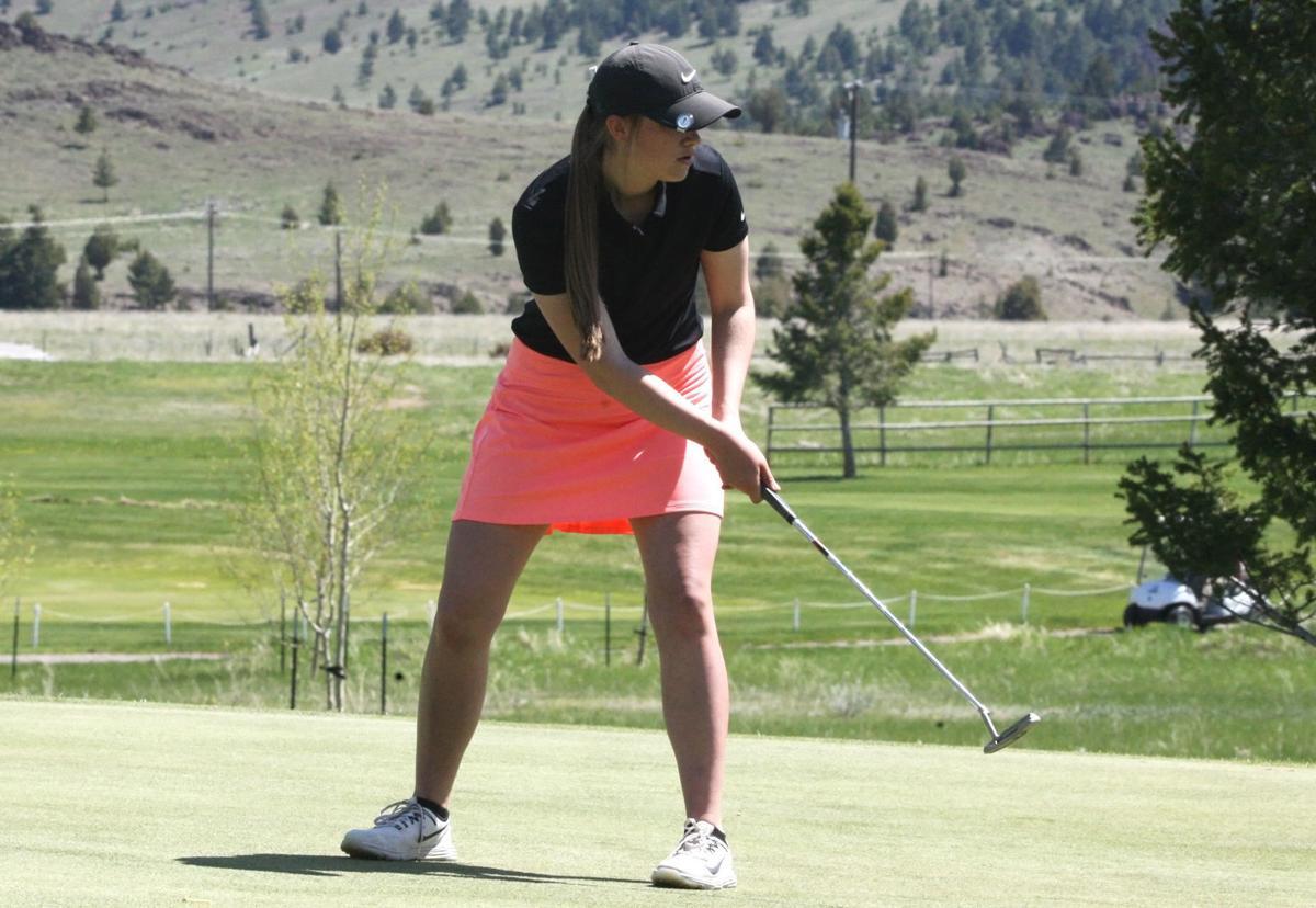 State C Girls Golf - Jillian Frye