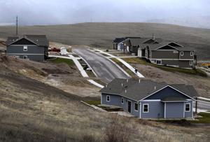 Report: Large housing lots have gobbled vast tracts of open space in Montana