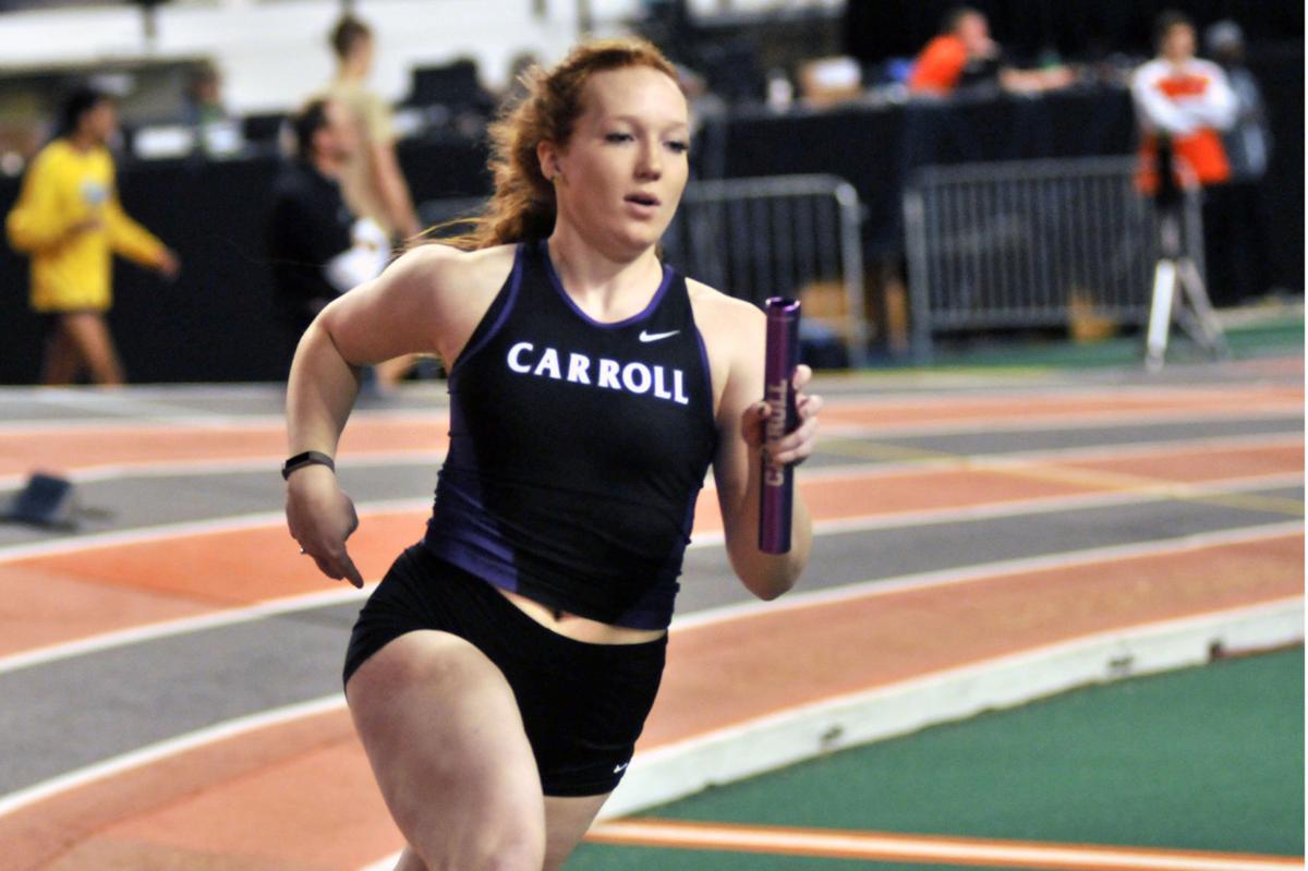 Carroll track