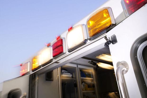 ambulance stockimage