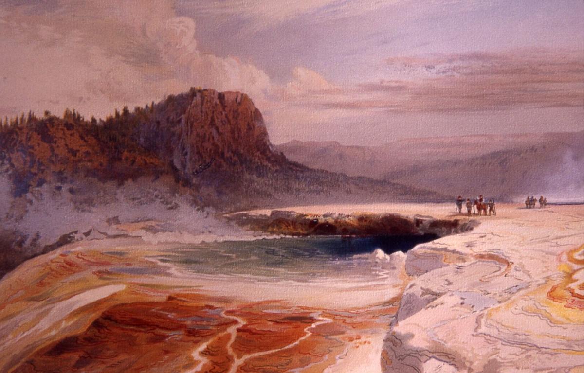 Moran art