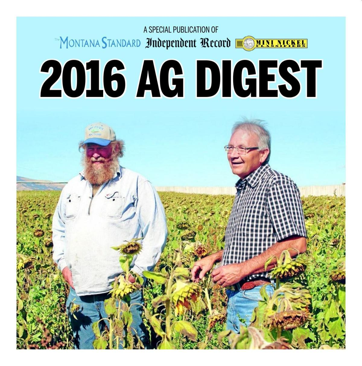 The 2016 Ag Digest