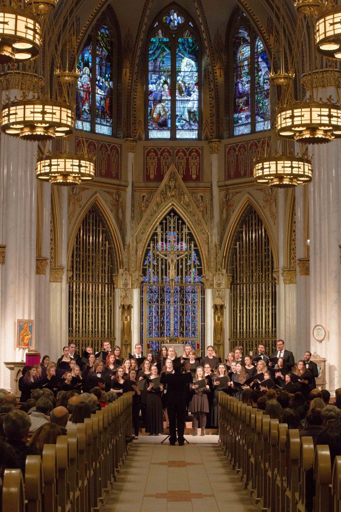 Carroll College Choir