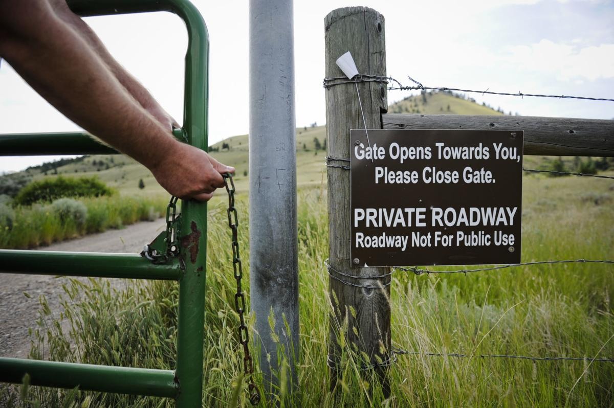 Two programs aimed at securing access to inaccessible public lands