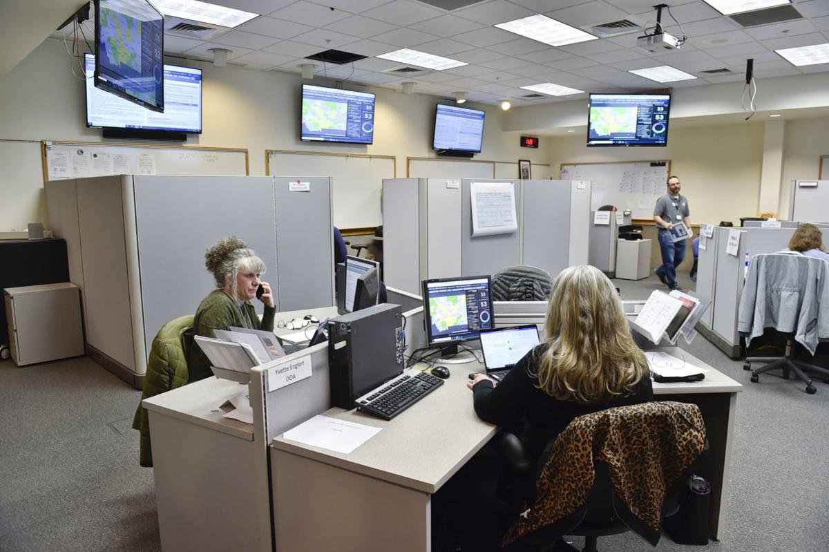 Emergency Coordination Center and Joint Information Center