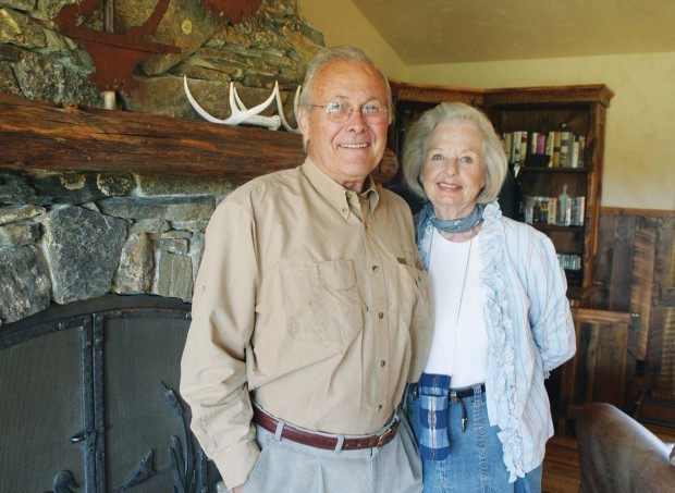 Rumsfeld In Retirement News Helenair Com