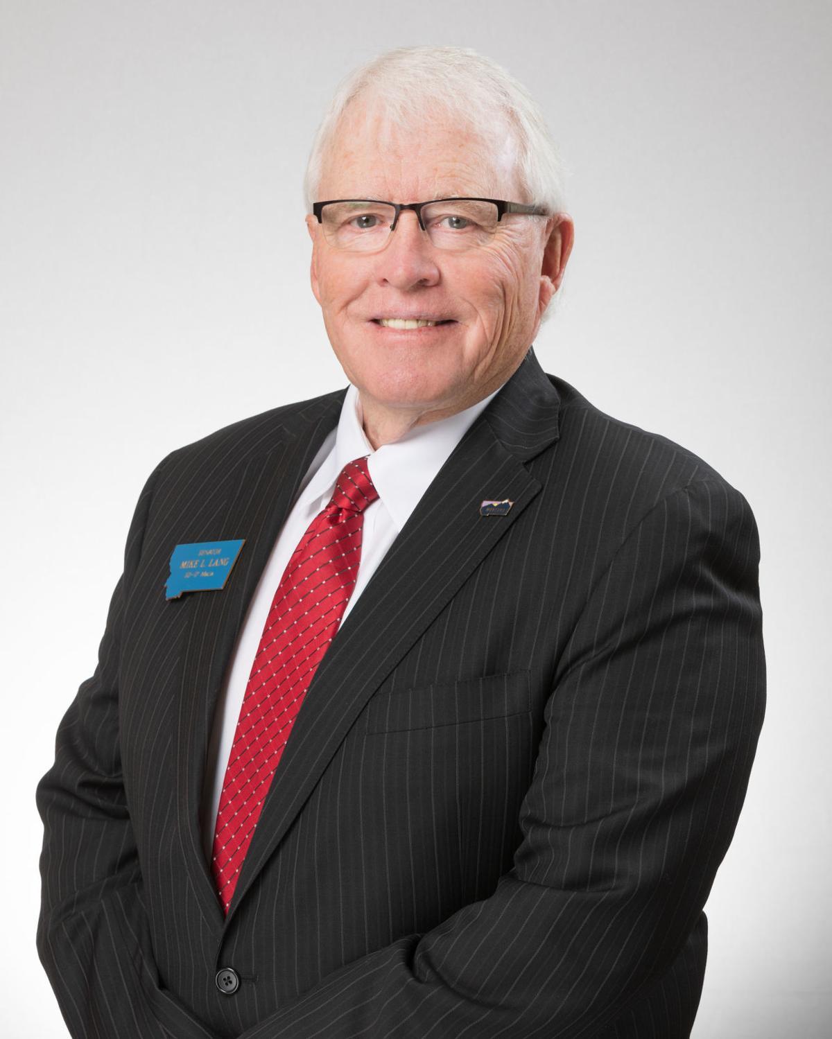 Sen. Mike Lang (R-Malta) mugshot