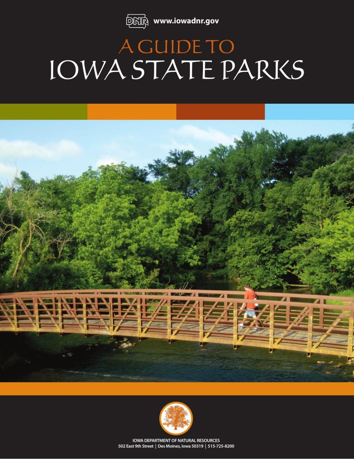 A Guide to Iowa State Parks
