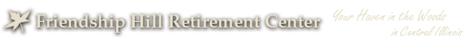 Friendship Hill Retirement Community & Foundation