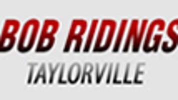 Bob Ridings Taylorville >> Bob Ridings Taylorville Cars Trucks Vans Taylorville