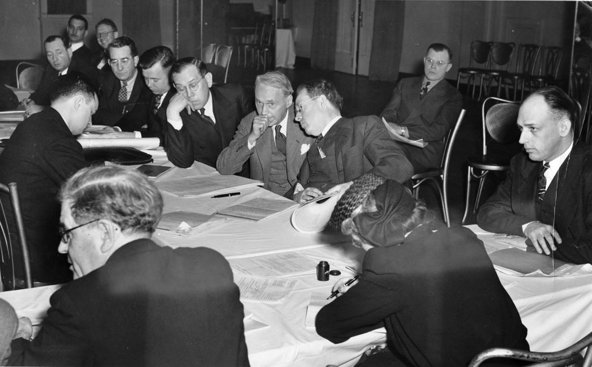 Staley Hearing 1940