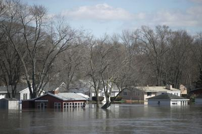 APTOPIX Winter Weather Flooding