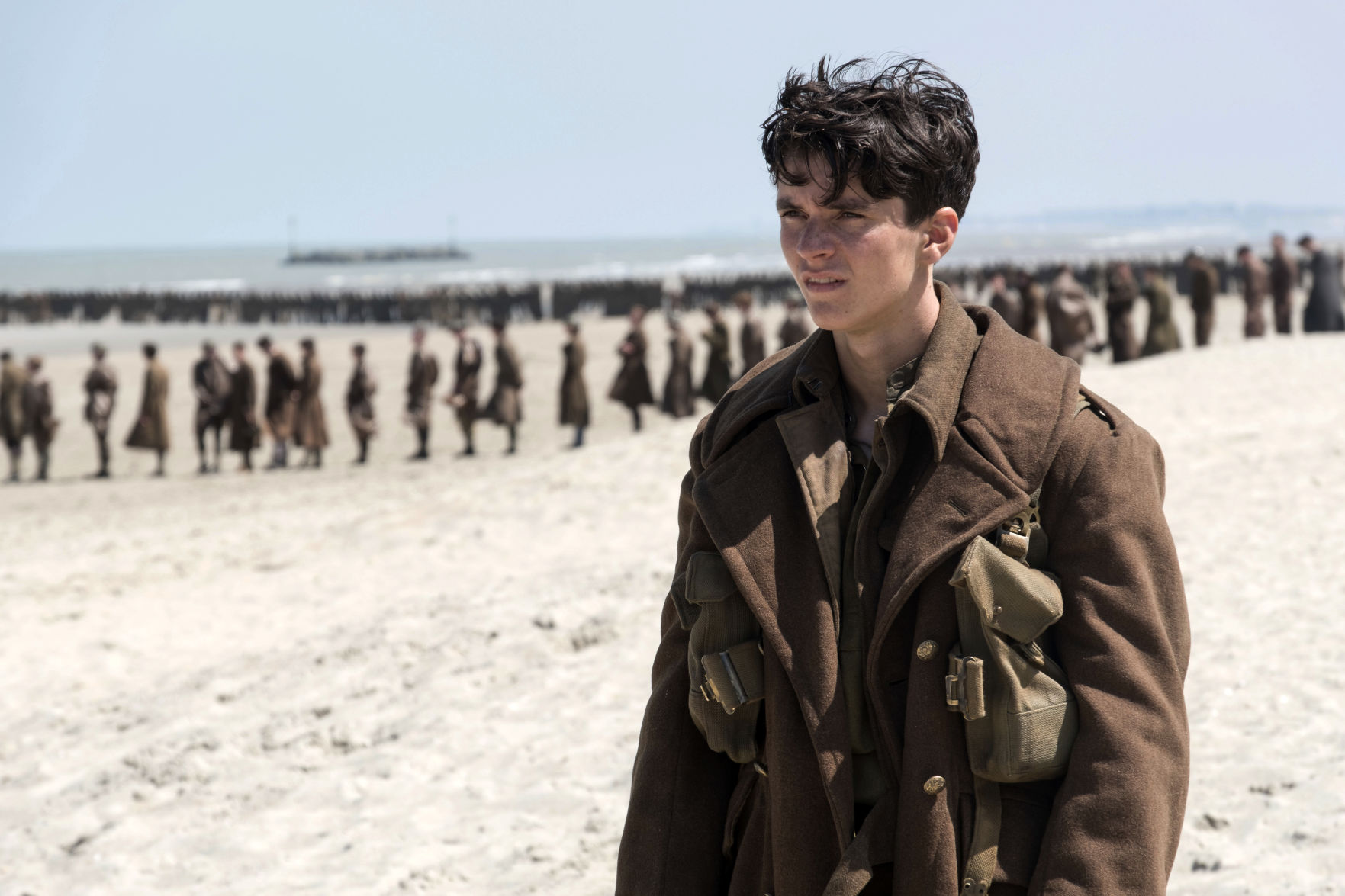 Cillian Murphy on his collaboration with Christopher Nolan in Dunkirk