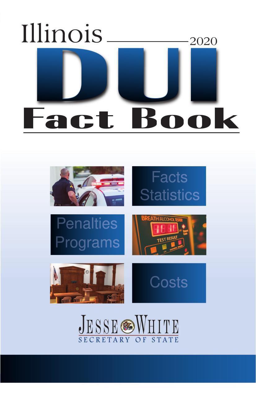 2020 DUI Fact Book