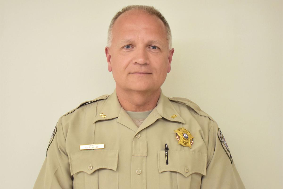 Decatur Park Police Chief Frank Hubbard
