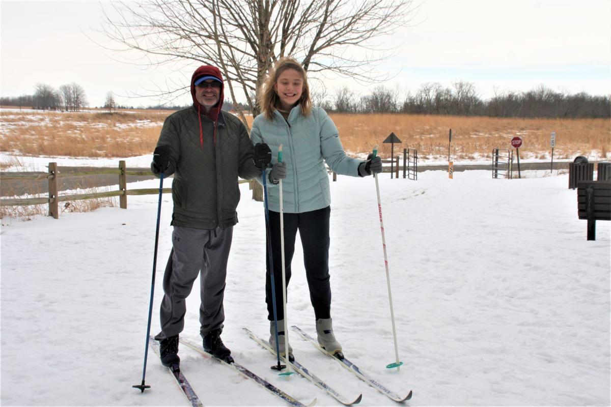 cross-country ski 2