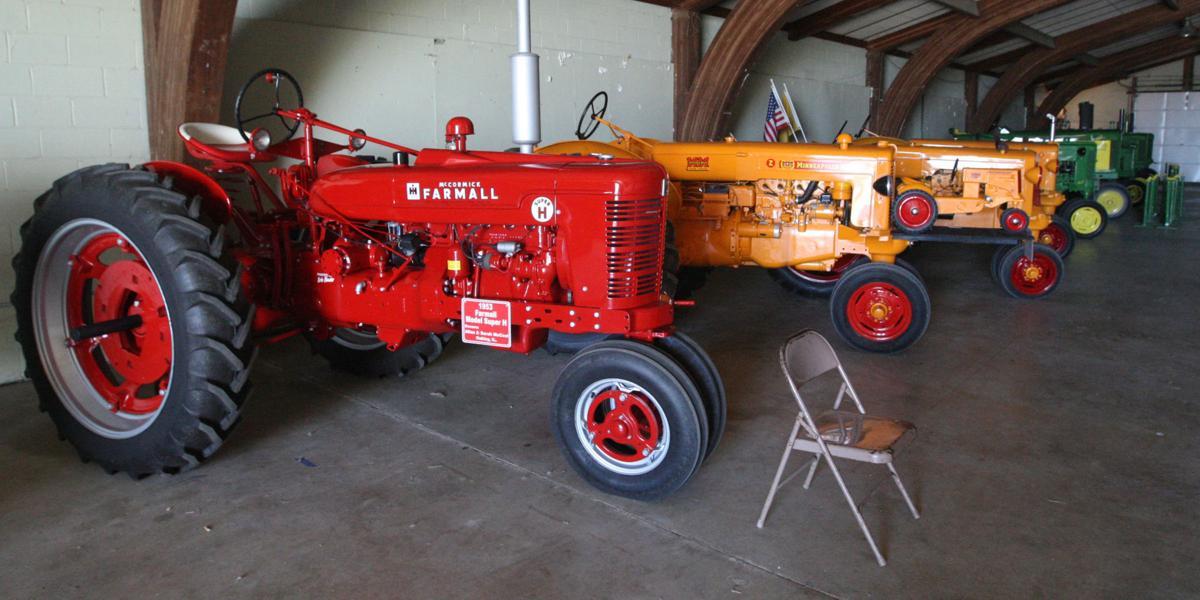 Antique Tractors 6.4.18
