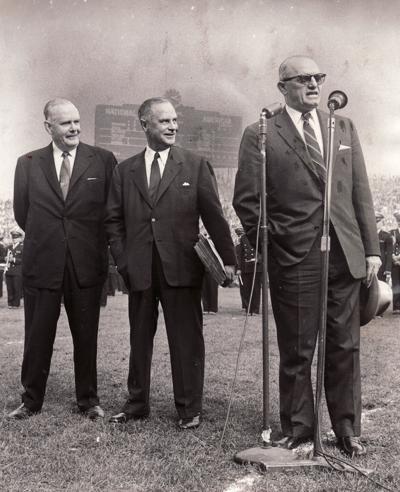 Halas and Staleys 1956