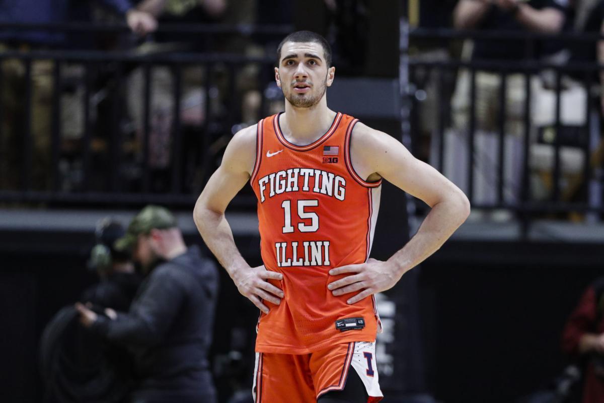 Illinois Purdue Basketball