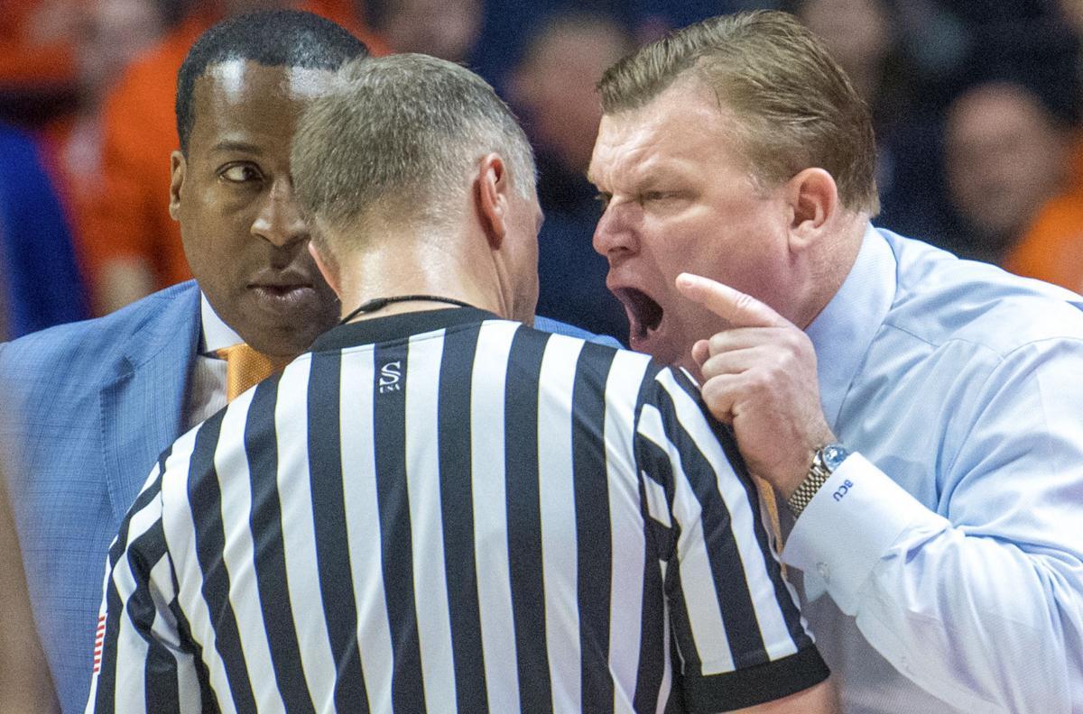 Penn State Illinois Basketball
