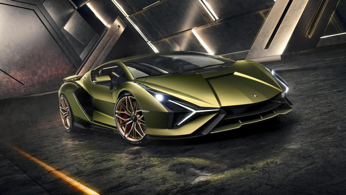 Lamborghini's first hybrid car is also its fastest | Autos