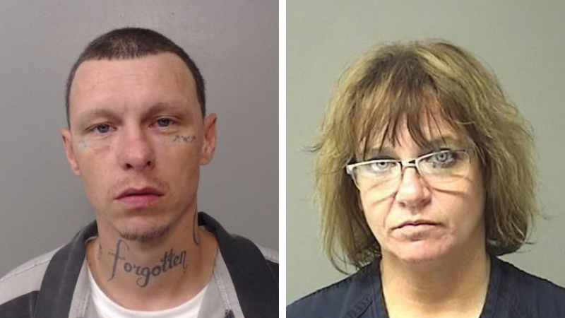 Police: Woman mailed meth-soaked coloring book pages to